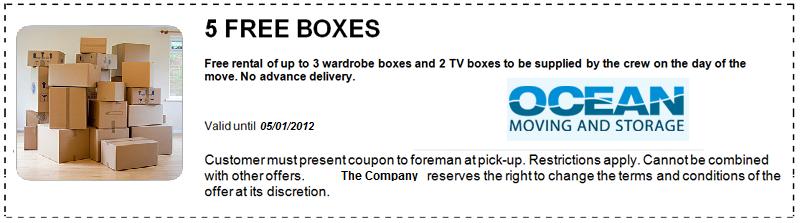 moving coupon boxes kit free